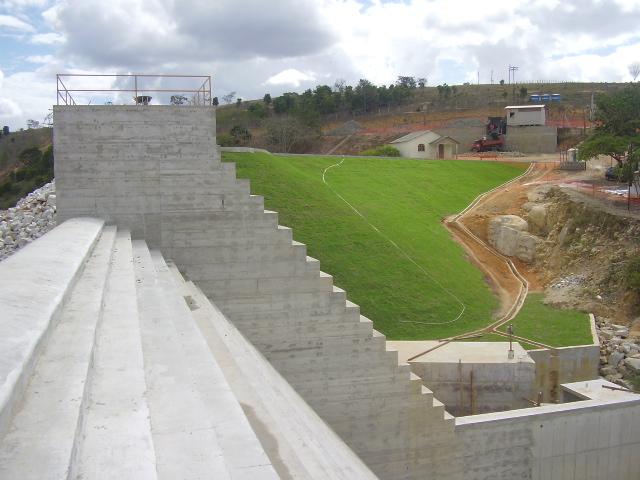Barragem de Pinheiros - Espírito Santo