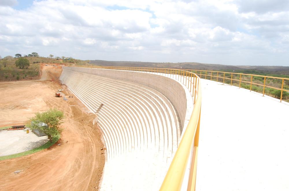 Barragem de Gasparino - Bahia