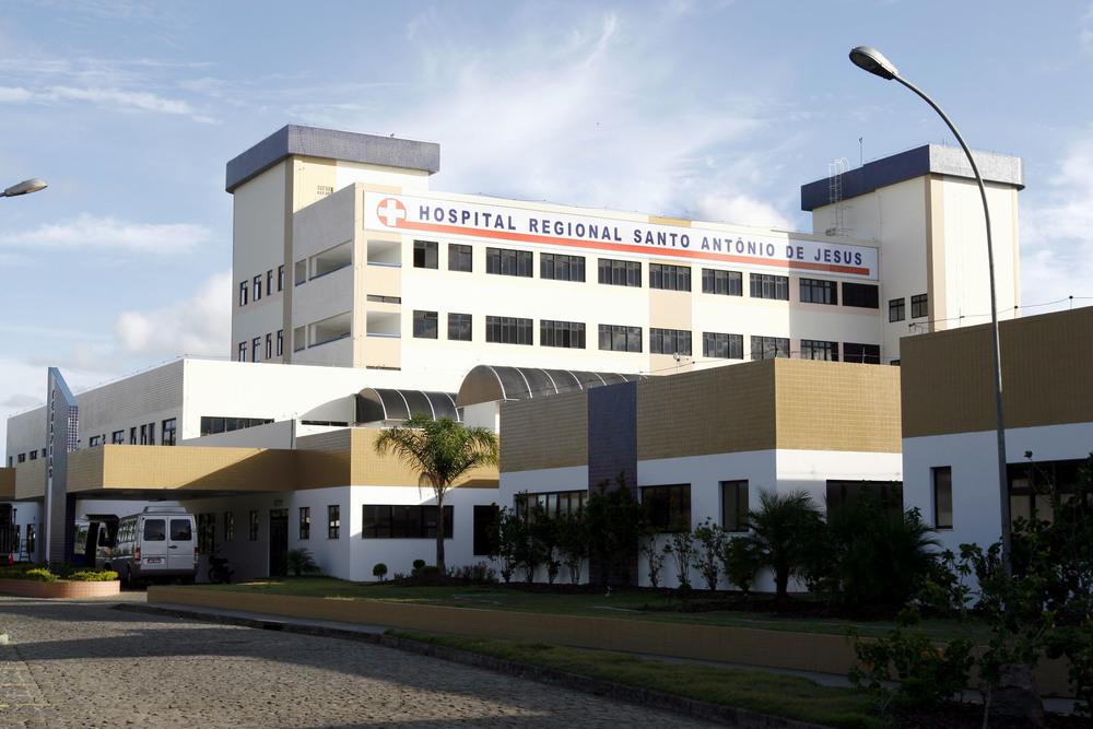 Hospital Regional Santo Antonio de Jesus - Bahia
