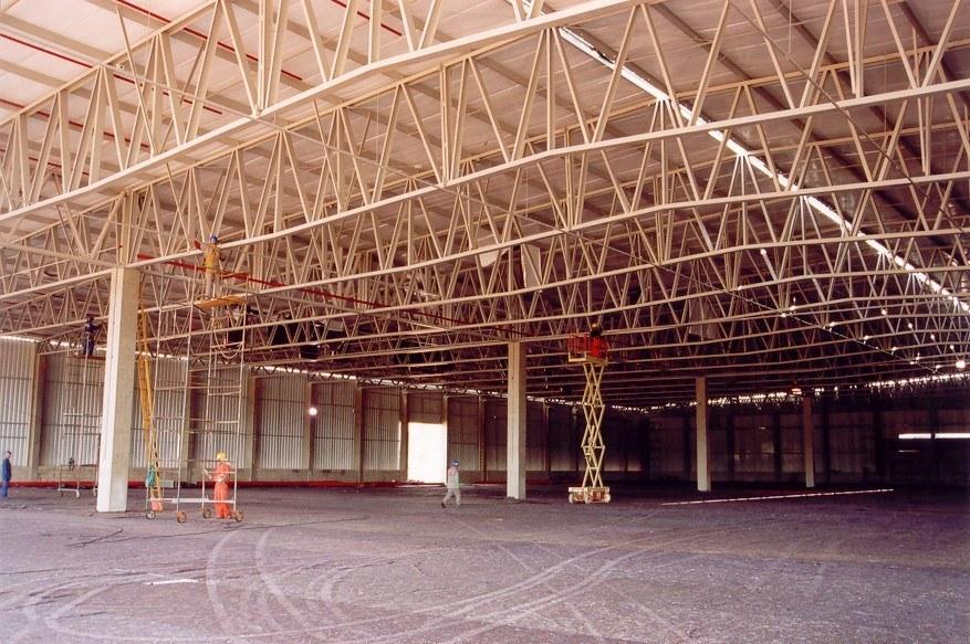 Fabrica da Scholle em Vinhedo - São Paulo