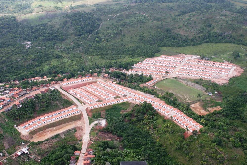 Casas Populares em Camamu - Bahia