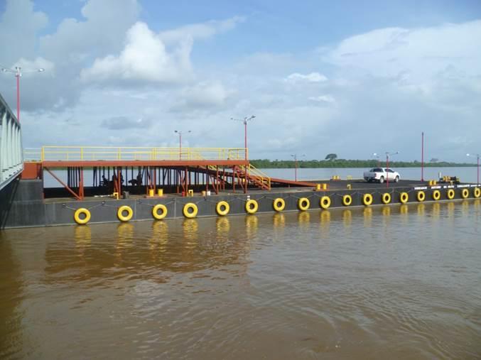 Terminal Portuário de Caracaraí - Roraima