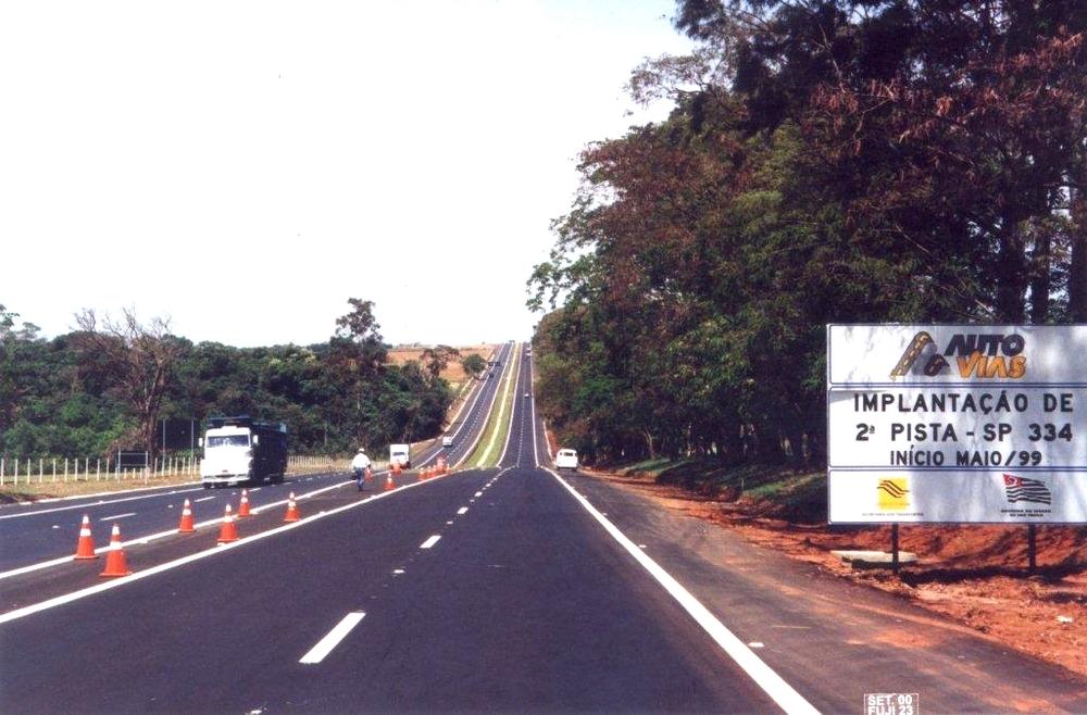 Rodovia SP-334 - São Paulo