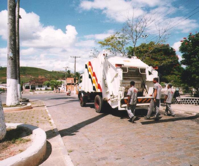 Coleta de Lixo em Catú - Bahia