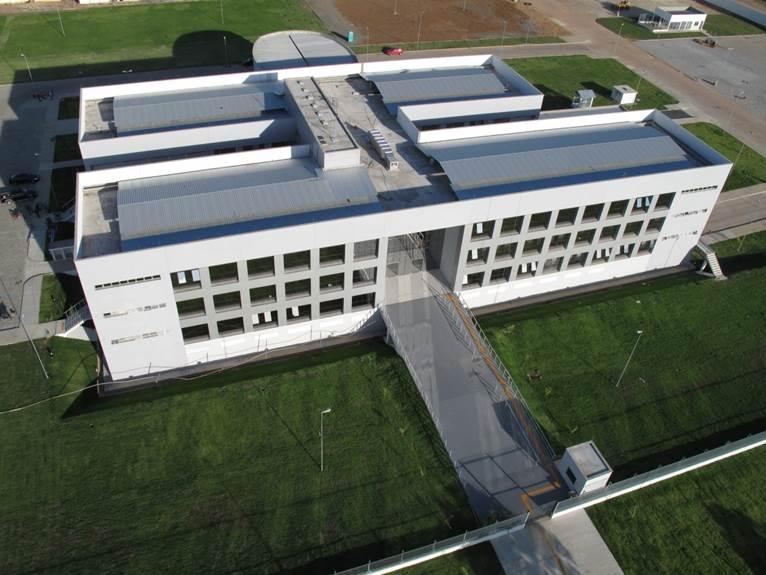 Sede da Superintendência da Polícia Federal - Boa Vista - Roraima