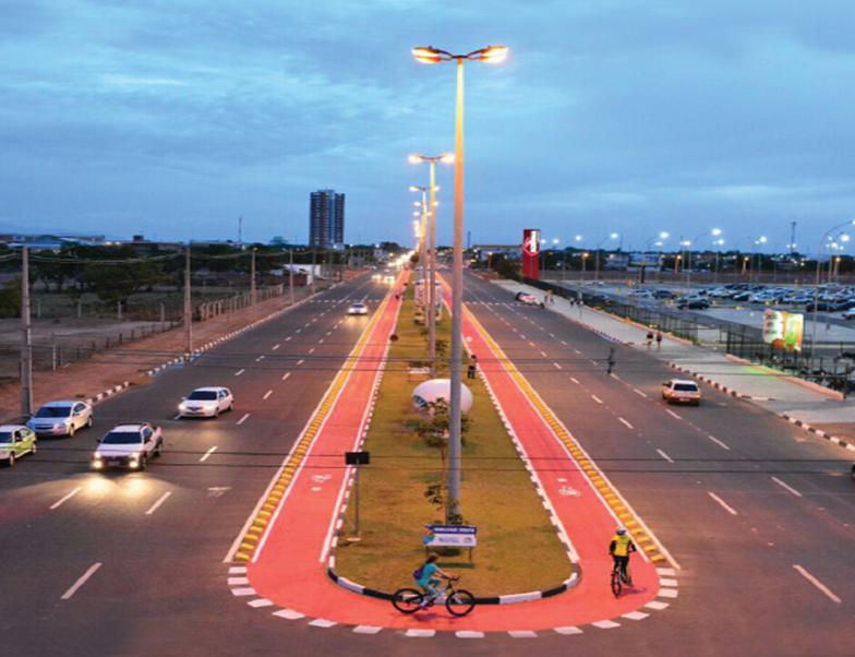 Ciclovias e Outras Obras d Mobilidade Urbana - Boa Vista - Roraima