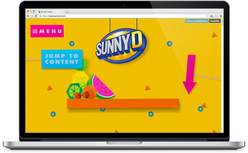 Click image to visit sunnyd.com