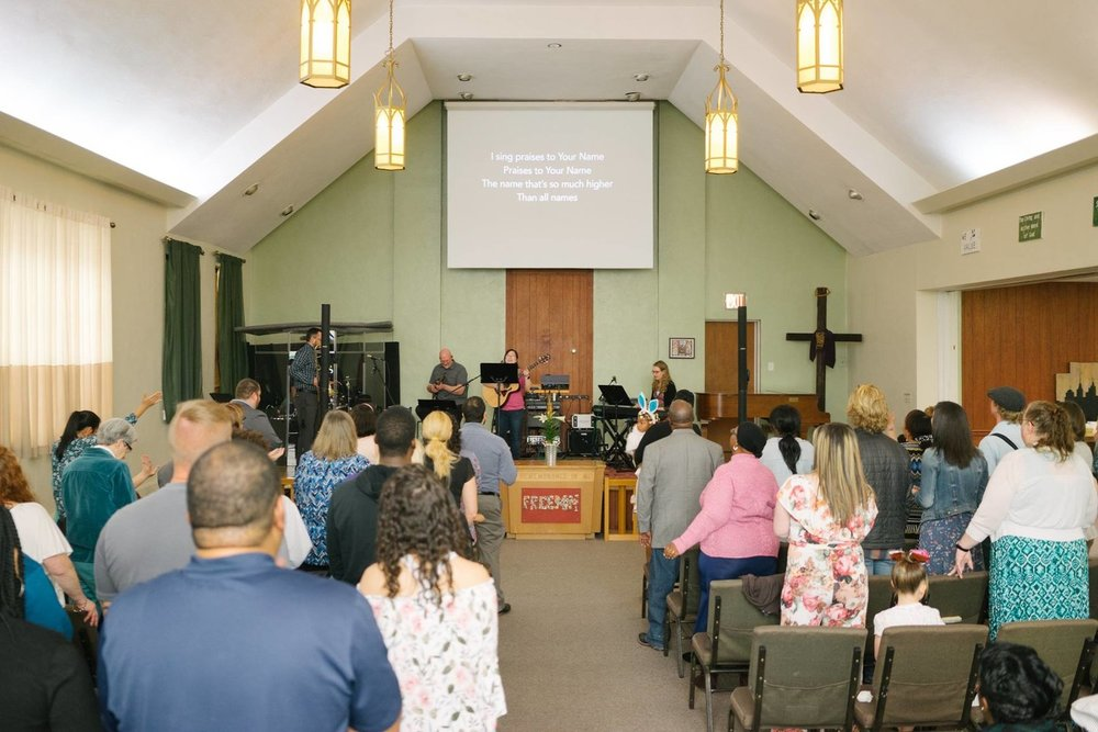 Worship at the Devereaux St. location in Wissinoming.