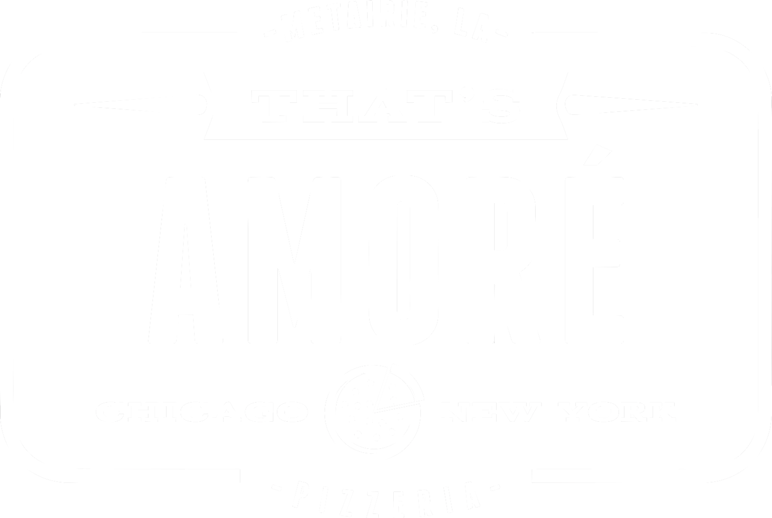 That's Amoré Pizzeria
