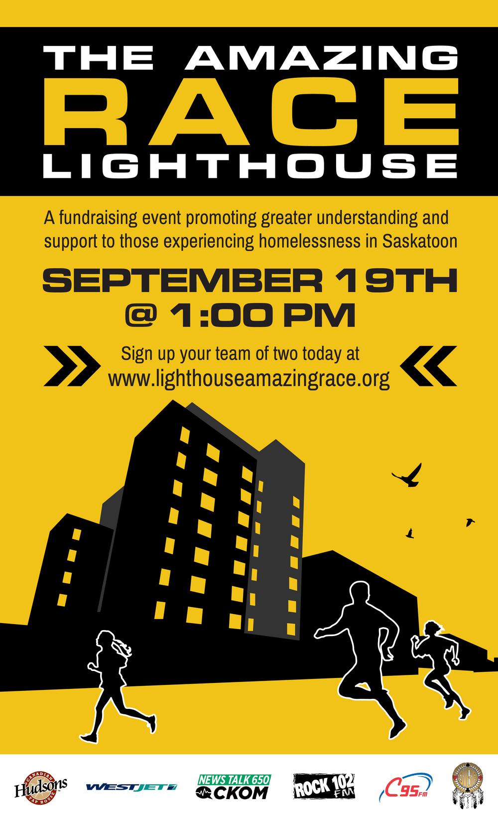 The Lighthouse Amazing Race
