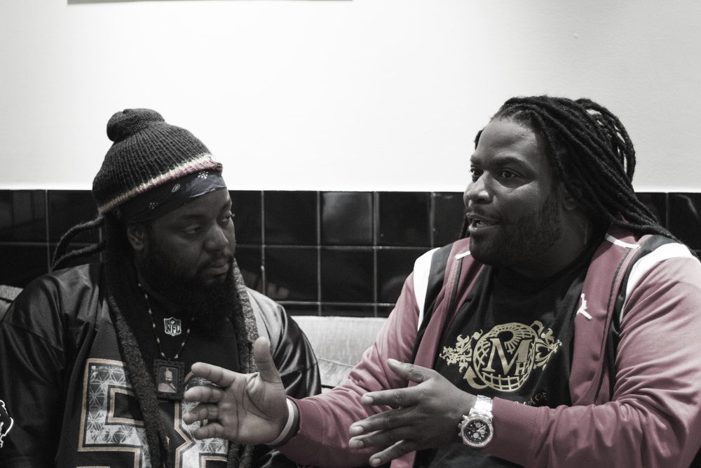 PEETAH & GRAMPS MORGAN