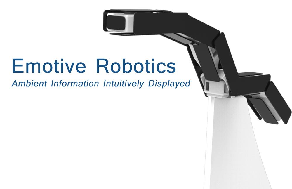 Emotive Robotics Brian Lieb