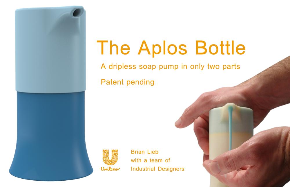 Unilver Aplos Bottle Brian Lieb