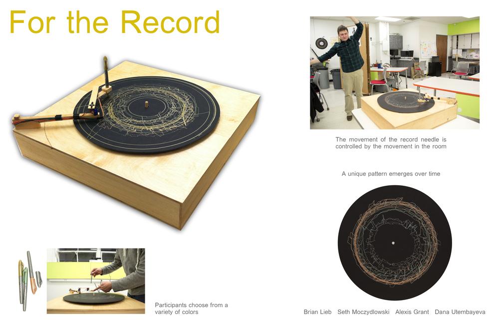 For the Record Brian Lieb