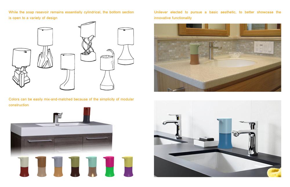 Unilver Aplos visualizations Brian Lieb