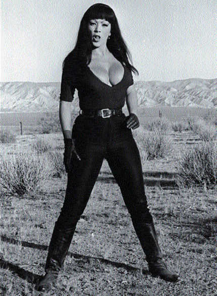 He put women with big boobies and lusty ladies on the silver screen and left our minds etched with Tura Satana smashing it in the hawt dessert ( above R.I.P.) , the real Miss Kitten standing up to get down , & when i think of him, i am go-go dancing on a Bosom mountain.If you've never seen Russ Myers movies than run ,pussycat ,run- Lady Kier http://youtu.be/GoWr3j60IPg