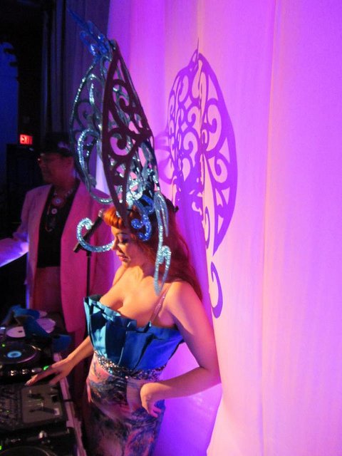 Lady Miss Kier ( from deee-lite) Groove is in her heart 2012  on Flickr.   Lady deejay with her microphone dec 2012     http://www.mixcloud.com/ladykier/        https://www.facebook.com/pages/miss-Lady-Kier/296808489716?fref=ts            bookings: Ladykier@mac.com