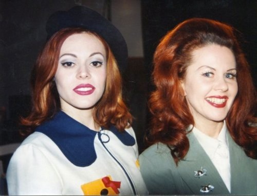 Lady Miss Kier ( deee-lite) and Kate Pierson ( B52's) !!!!!!