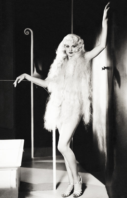 "If at first you don't succeed,try …try again-here's Lucille ball in 1933 , obviously way ahead of her time ( Cousin IT didn't come on the scene until another 30 years ) . her glamourous approach never quite worked but at the vibrant age of 41 ,she had her first hit as a comedian in ""I LOVE LUCY"". now…having said that…IF at first you DO succeed,try ..try again! in fact….never stop ! -lady miss kier ….www.ladykier.com"