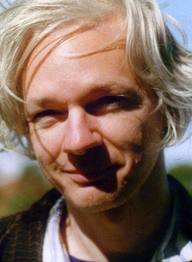 "WIKI WIKI WIKI Julian Assange  and the people who help him at Wikileaks are my heros. he's on the side of international truth while  America's Corporatocracy  put in motion globalisation that benefits  top-ranking corp execs and their greed. Julian Assange is  on the side of openess and international justice. WIKIWIKIWIKIleaks allows the people who were tricked into fighting this war- to understand just how fooled they were by re-examining what theyve been ordered to do ( bless them all )  and for those of us who didn't fight - it showed us what we already knew-  this is an unfair invasion. there was no opposing army we were battling. it was a few individuals with neither uniform or modern weapons or advanced organisation. In our countries name we killed innocent  civilians in  cities and suburbs much like any texas suburb being bombed down by planes flying too high to see the damage they caused to families like yours and mine. a grasshopper fighting the lawnmower- as someone put it. The majority of U.S. politicians and news reporters in the spotlight  gloss over the inhumane reality- but WIKILEAKS and it's  huge growing following march right past the rhetoric and mainstream impropaghanda and will eventually demand accountablity for war crimes too dyer to mention. As hollywood and mainstream tv continue attempts  to destract us   VIVA Julien Assange and wikileaks . Taking our protests  to the streets in the U.S.  dosnt work like it did from  the 50's thru the  1970's because conservatives infiltrated  mainstream media in the 80's and  somehow stopped journo professors from teaching ethics and  morals as reporters once aspired towards. US media  is so sussed and controlled  by the corporations  ( like the former ussr), by not reporting on anti-war demonstrations, prisoner rights peaceful riots, rich senetors blocking healthcare for our firemen and policemen 911 first responders, etc…. it is  implied there is no anti-war movement  and made us marchers feel invisable.  The ""anonymous"" blockade are thinking up modern forms of protest that directly use the language of our corprotocracy- MONEY.  I am looking forward to their innovative new ways to speak truth to the us -the public and to the corporate powers that be . Lady Kier  p.s. Julian-  if you or your family ever needs to hide out -  I have a spot for you."