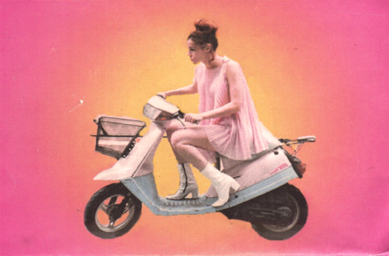 These days….I keep it moving…got no time for jesters-vroom vroom-out of my way please  - lady miss Kier      p.s. photo from 1990 .first time i went to japan .graphix by kier      http://www.mixcloud.com/ladykier/       https://www.facebook.com/pages/miss-Lady-Kier/296808489716?sk=wall