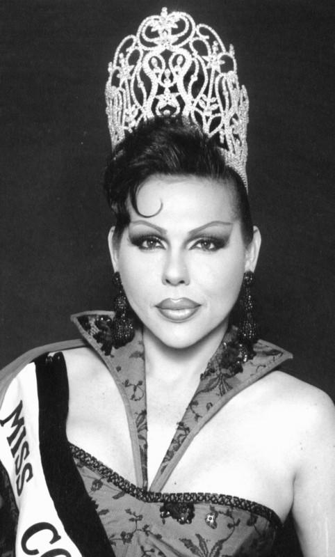 "womenwhokickass :      Catiria Reyes ""Lady Catiria"": Why she kicks ass      She was a  Puerto Rican   drag  performer, film actress, and  transgender   beauty pageant  winner, who   was one of the main performers at the New York City  Latino  nightclub  La Escuelita , where she entertained crowds for almost two decades. She was the first person to win two titles at the  Miss Continental  pageant in  Chicago, and was  an advocate for  AIDS  awareness.      She announced that she was HIV positive at the 1996 Miss Continental show during her last performance as reigning title holder.  For this, s  he had a $1,800 gown made, which was plain black with an AIDS ribbon in rhinestones as the collar. She also had her crown done over in red to match. She played a prerecorded tape, explaining that she was sick and needed everyone's support, and then did her number.     Over 2,000 people attended this performance.      In addition to winning many beauty pageants across the nation, she is the only ""queen"" to have embraced the Miss Continental Plus (For Plus sized Models)in 1993, a crown she took home ~ then set her sights on the original Miss Continental, lost weight and become that years Miss Continental, a feat that never repeated again by anyone.   She was crowned Miss Continental in 1995, the most prestigious of all drag queen pageants in America.      Numerous drag queens and transgender performers such as  Candis Cayne , Angel Sheridan, and Mistress Maddie have credited Lady Catiria for her role as a mentor and friend."