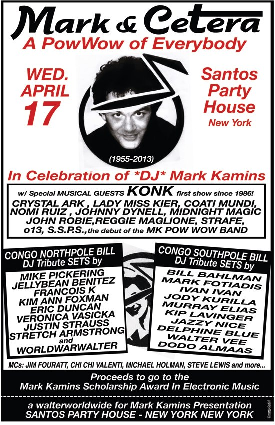 legendary LIVE band line up TONITE in NYC : for serious dance music lovers only!!!!!  - Lady Miss Kier
