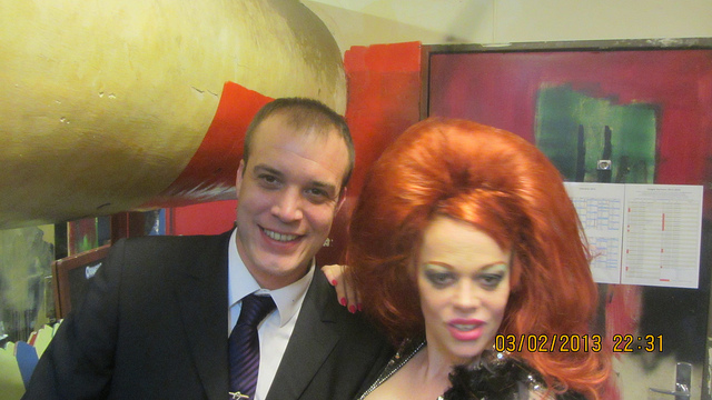 thankyou Club Balajo , Fabian, Nadege,House of Kenzo for your help in putting together this last minute show!!! muah - lady Miss Kier …www.ladykier.com https://www.facebook.com/pages/miss-Lady-Kier/296808489716?sk=wal
