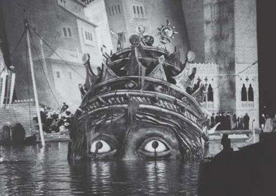 Fellini's sketch!