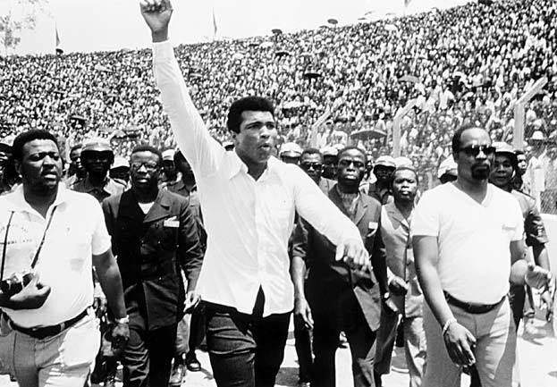 """The trials of Muhammad Ali""…..the rapper dapper snapper …. the champ in the ring and also the champ of justice and integrity. His rhymes changed the game ……he never stops being his truth."