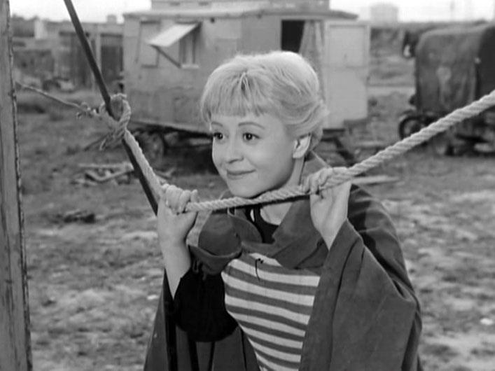 Giulietta Masina ….!!! Very few actresses have brought more joy and wonderment