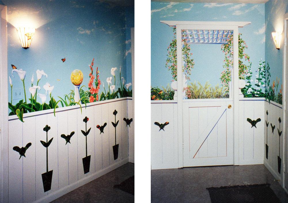 Garden Foyer