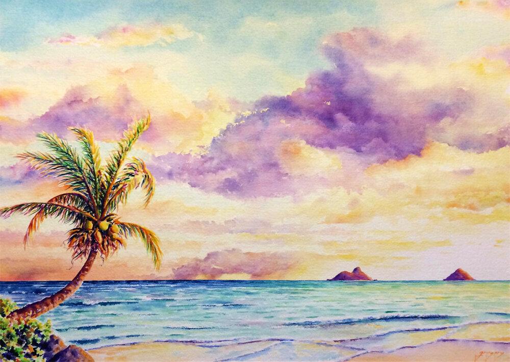 Tropical Squalls