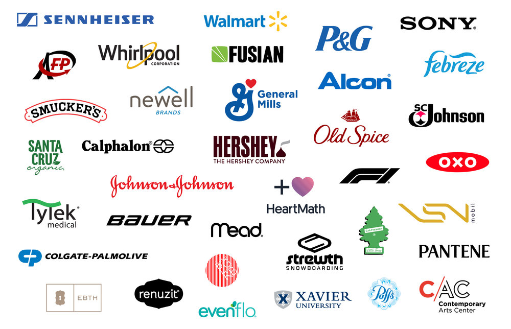 I have had the privilege of working with a wide variety of companies of all sizes across diverse industries.