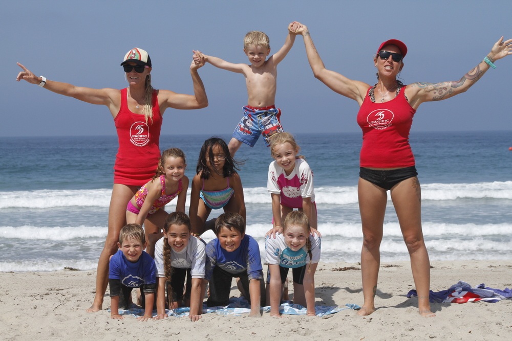 SURF CAMP OCEAN BEACH