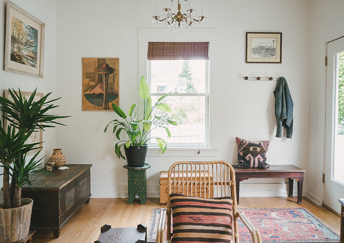 A Mid-Century Eclectic Seattle Abode — Stephanie Geurkink
