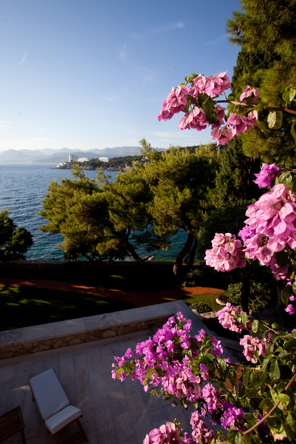 Villa View of the Adriatic Sea