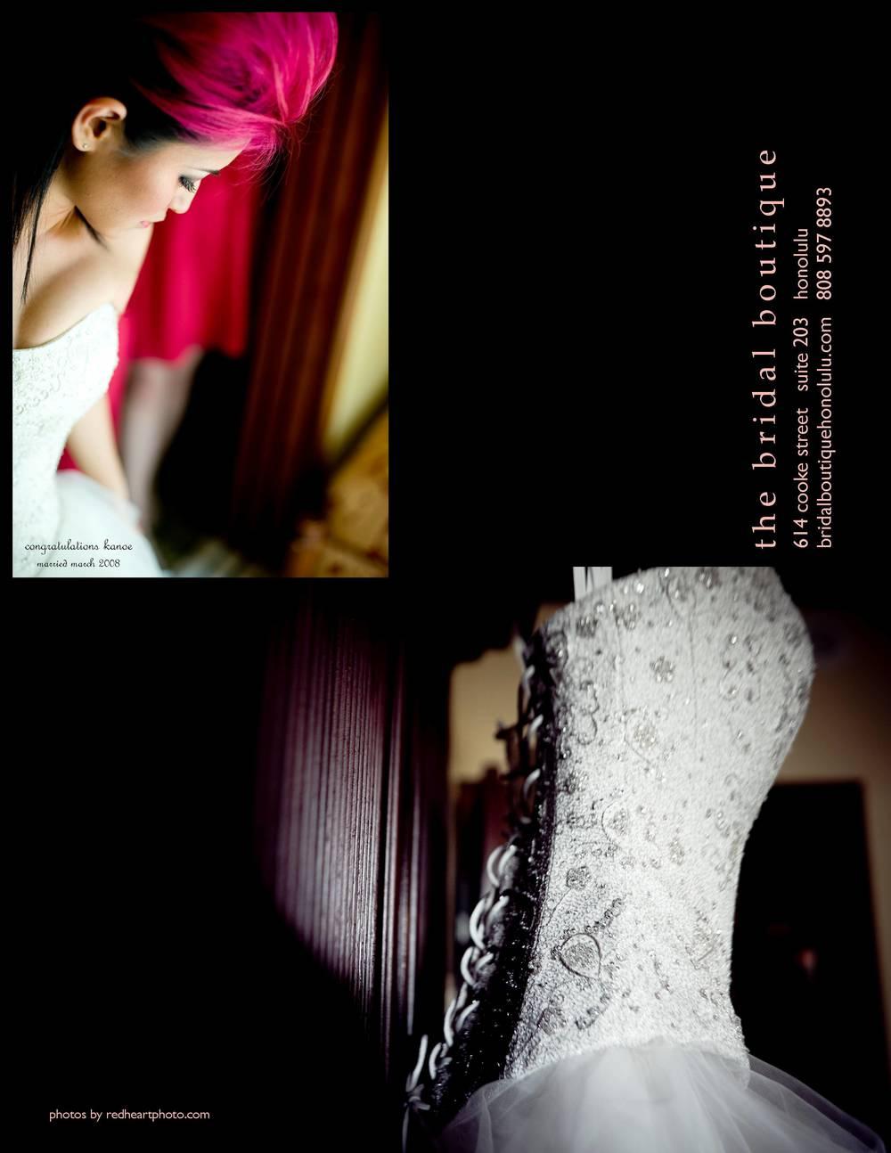 2008 Bridal Expo ad