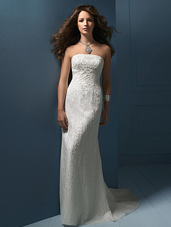 Alfred Angelo 804 ivory size 2