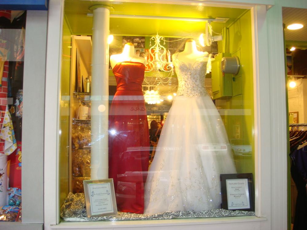Bill Levkoff Bridesmaids and Allure Bridal