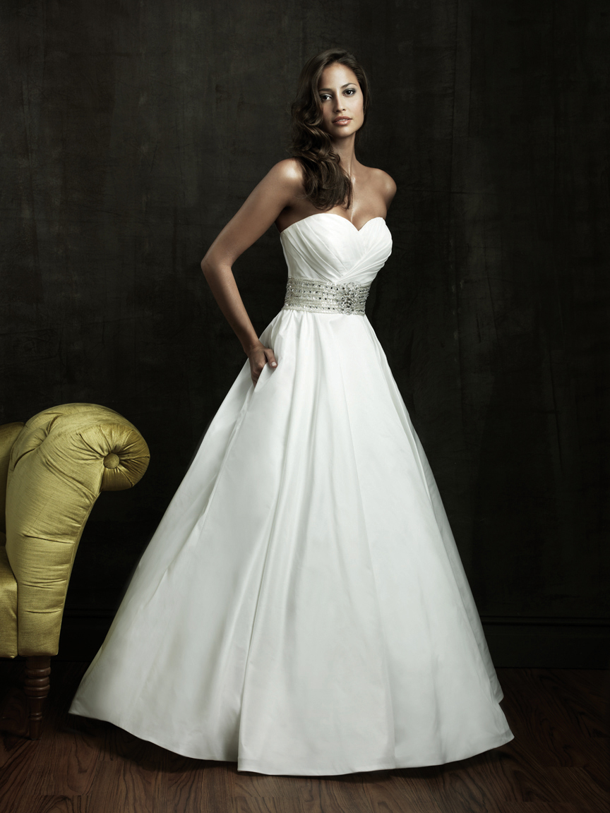 Allure Trunk Show - Fall 2011 — The Bridal Boutique