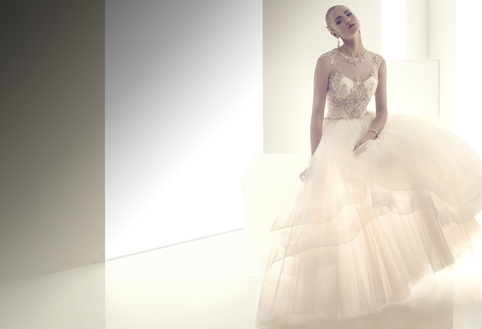 CB Couture - exclusively at The Bridal Boutique