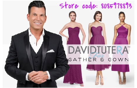 David Tutera for Gather & Gown