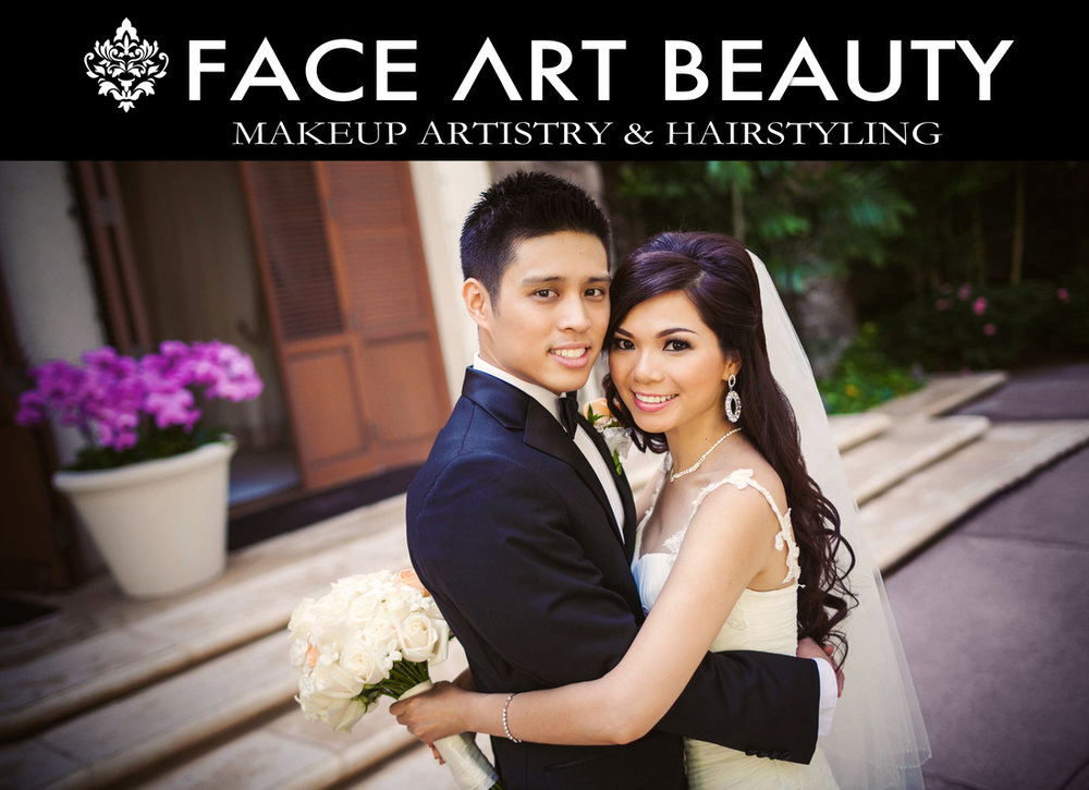 FACE ART BEAUTY   doing makeup and hair demos. Their professional artists are known for their great application skills, friendly service, attentiveness to detail, and outstanding customer service. This is the time to be bold and shine, ladies!