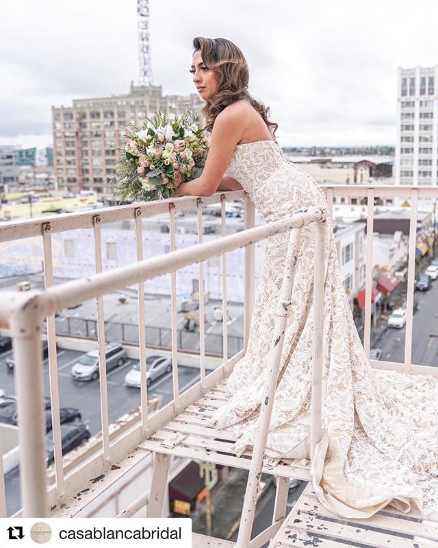 This is a must try!💕 #Repost @casablancabridal ・・・ We're on top of the world! 🌍 #Style2226 is radiant and rooftop ready. Don't look down! | Photography: @mjroaportfolio | Retailer: @bridalboutiquehonolulu | Hair & Makeup: @adamlesimmons | Florist: @paradisedelightevents | Coordinator: @jezevents | Model: @beerrookie | #CasablancaBridal #CasablancaBride #CelebrateForever