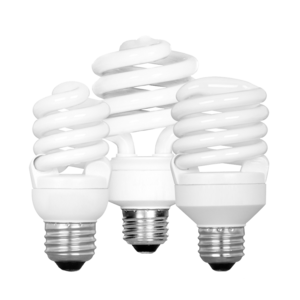 CFL Stands For Compact Fluorescent Lightbulbs You Know The Spiral Bulbs That Look Like A Soft Serve Ice Cream Cone And Regular Lightbulb Went On Date