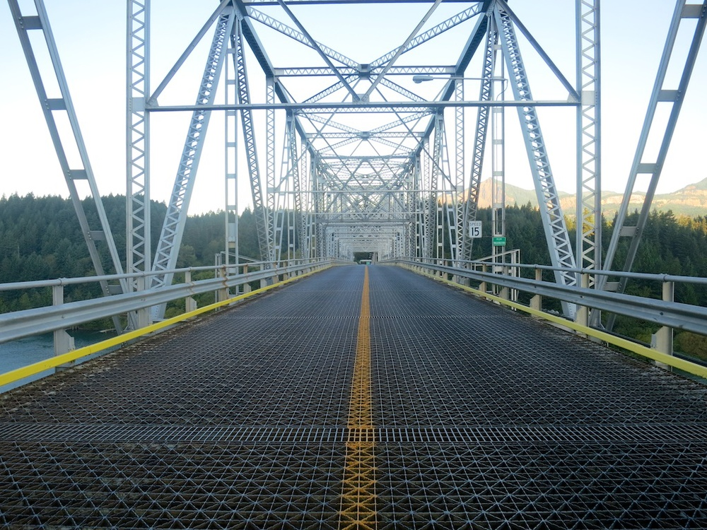 Bridge of the Gods - Courtesy of HalfwayAnywere