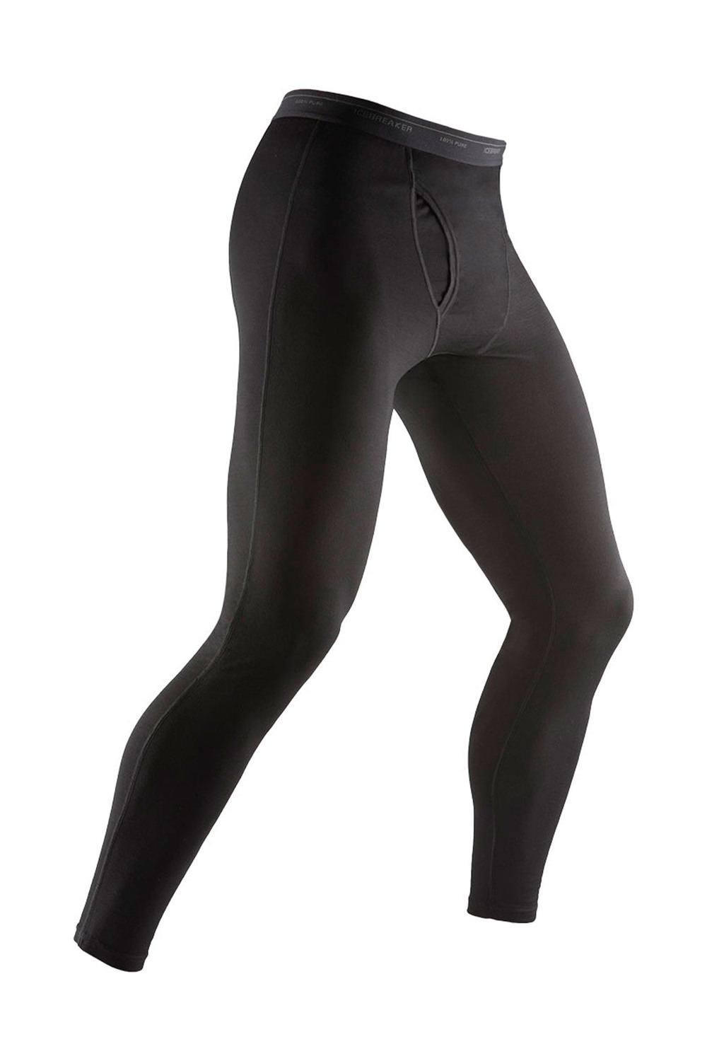 Long Underwear - Bottom Icebreaker - Oasis Leggings w/Fly 100% merino wool - 220 weight