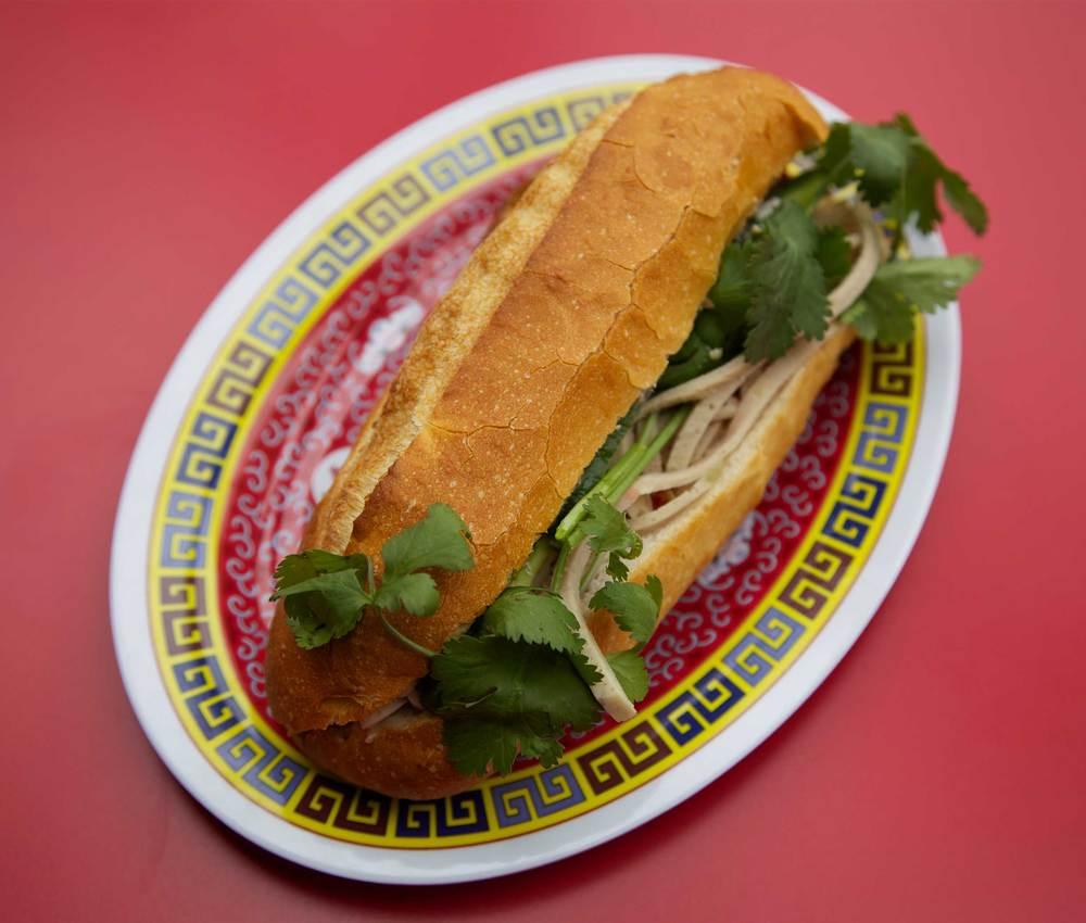 Trung Nam Bakery Banh Mi