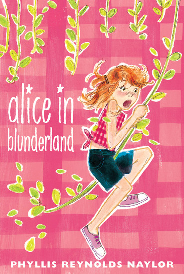 Alice in Blunderland by Phyllis Reynolds Naylor